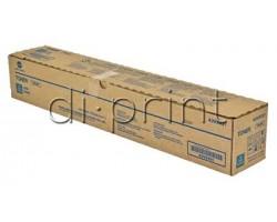 Тонер синий TN620 C Konica Minolta bizhub C1060/C1070 (A3VX451, TN-620 cyan)