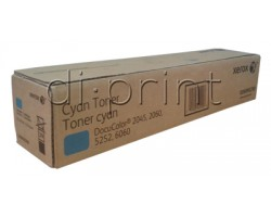 Тонер Xerox DC 2045/2060/5252/6060 синий (cyan) (006R90290)