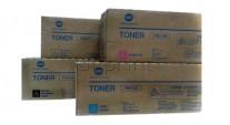 Комплект тонеров Konica Minolta bizhub Press C8000 (CMYK) TN-615