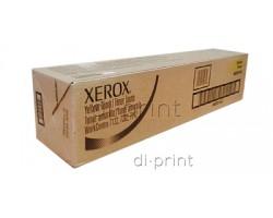 Тонер Xerox WC 7132 желтый (yellow) (006R01271, 006R01263)