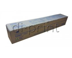 Тонер TN620 Y Konica Minolta bizhub C1060/C1070 (A3VX251, TN-620 yellow)