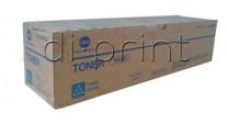 Тонер синий (cyan) Konica Minolta bizhub Press C6000/C7000 (A1U9453) TN-616C