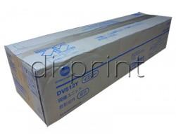 Блок проявителя DV512 Y Konica Minolta bizhub C224/C284/C364 (A2XN08D, DV-512 yellow)