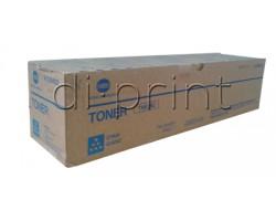Тонер TN616 C Konica Minolta bizhub C6000 C7000 (A1U9453, TN-616 cyan)