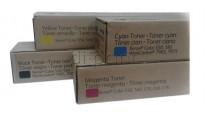 Комплект тонеров Xerox Color 550/560/570, C60/C70 CMYK (006R01529-006R01532)