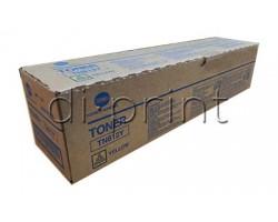 Тонер TN612 Y Konica Minolta bizhub C5501/С6501 (A0VW250, TN-612 yellow)