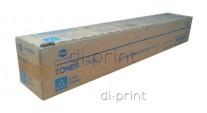 Тонер синий (cyan) Konica Minolta bizhub C220/C280 (A11G451) TN-216C