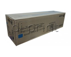 Тонер Xerox Versant 2100/3100 синий (cyan) (006R01635)