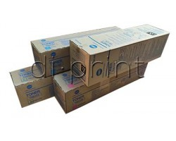 Комплект тонеров TN612 Konica Minolta bizhub Press C5501/С6501 (CMYK)