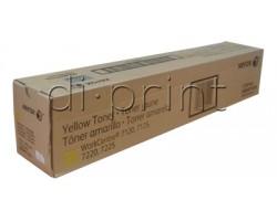 Тонер Xerox WC 7120/7125/7220/7225 желтый (yellow) (006R01462, 006R01454)