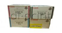 Комплект тонеров Canon C-EXV19 для imagePRESS C1/C1+ (CMYK)