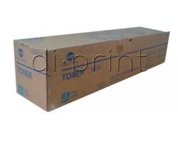 Тонер TN615 С Konica Minolta bizhub C8000 (A1DY450, TN-615 cyan)