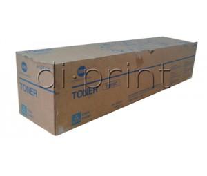 Тонер синий (cyan) Konica Minolta bizhub Press C8000 (A1DY450) TN-615C