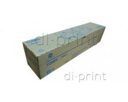 Тонер TN622 C Konica Minolta bizhub C1100/C1085 (A5E7450, TN-622 cyan)