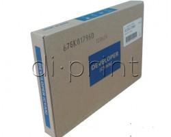 Девелопер синий Xerox DC 240/242/250/252/260 (cyan) (675K17960)