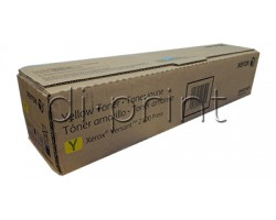 Тонер Xerox Versant 2100/3100 желтый (yellow) (006R01637)