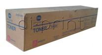 Тонер красный (magenta) Konica Minolta bizhub Press C8000 (A1DY350) TN-615M