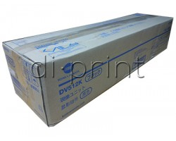 Блок проявителя DV512 K Konica Minolta bizhub C454/C554 (A2XN03D, DV-512 black)