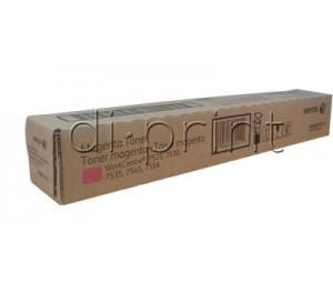 Тонер Xerox WC 75xx/7830/7835/7845/ 7855/7970 красный (magenta) (006R01519, 006R01511)