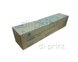 Тонер TN622 Y Konica Minolta bizhub C1100/C1085 (A5E7250, TN-622 yellow)