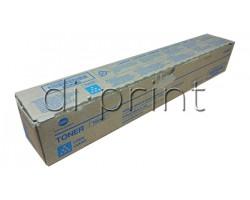 Тонер TN512 C Konica Minolta bizhub C454/C554 (A33K432, TN-512 cyan)