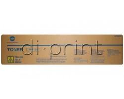 Тонер TN613 Y Konica Minolta bizhub С452/C552/C652 (A0TM250, TN-613 yellow)